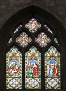 Stained Glass - handoflight.uk