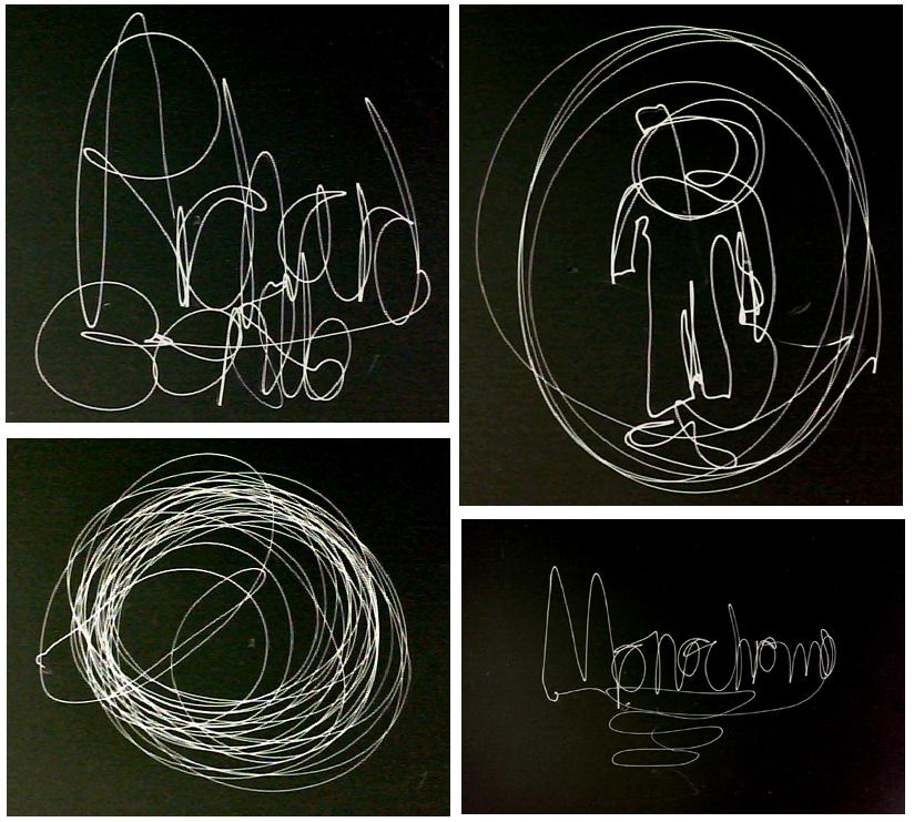Light Drawings - handoflight.uk