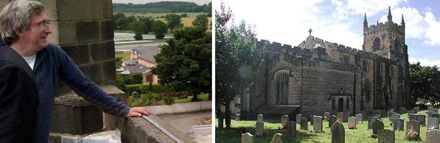 Church Warden - handoflight.uk